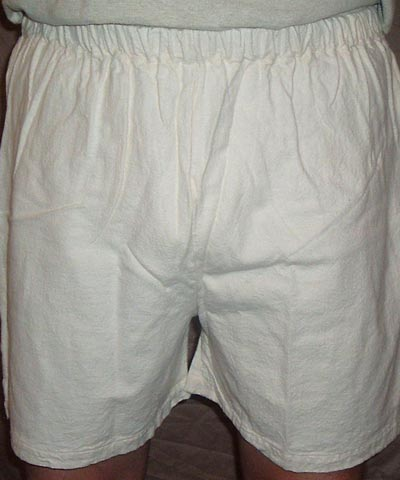 Men's Pants and Boxers